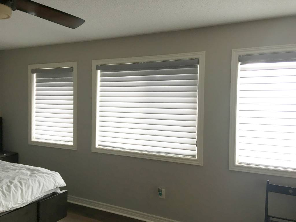 Trendy Blinds - MT Triple Shade Shangrila Dimout 75mm