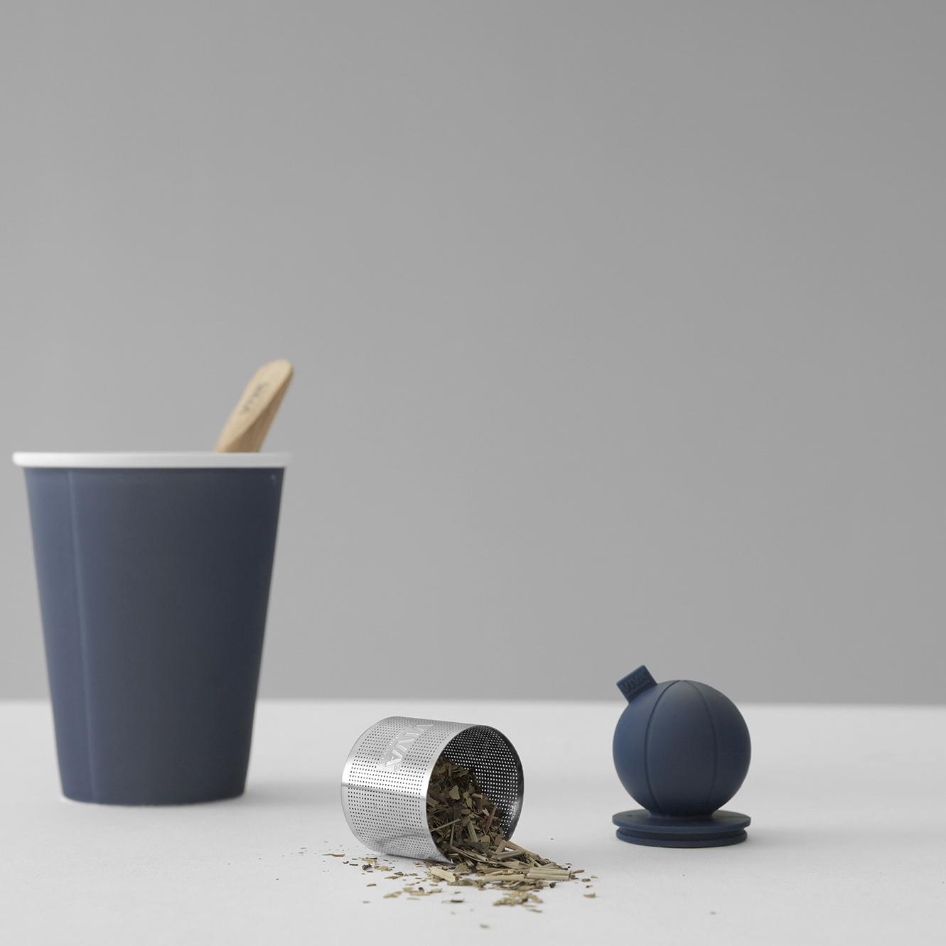 Infuseur à thé flottant