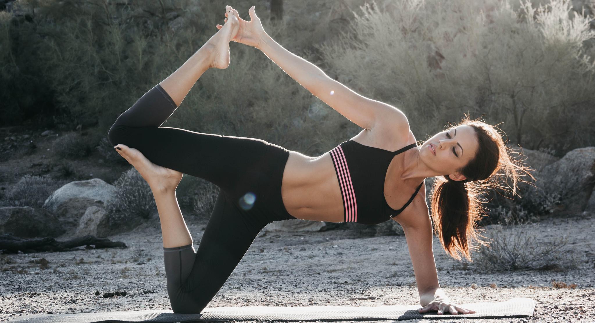 Le b.a.-ba du yoga