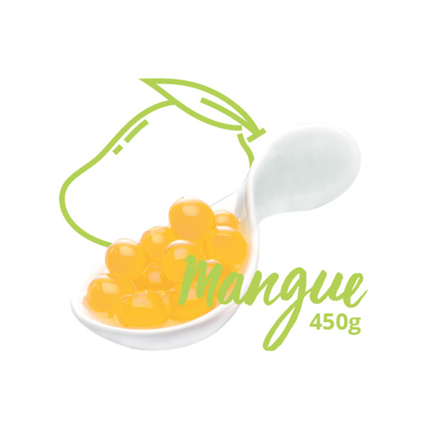 bubbleManiac Bubble T. - Mango