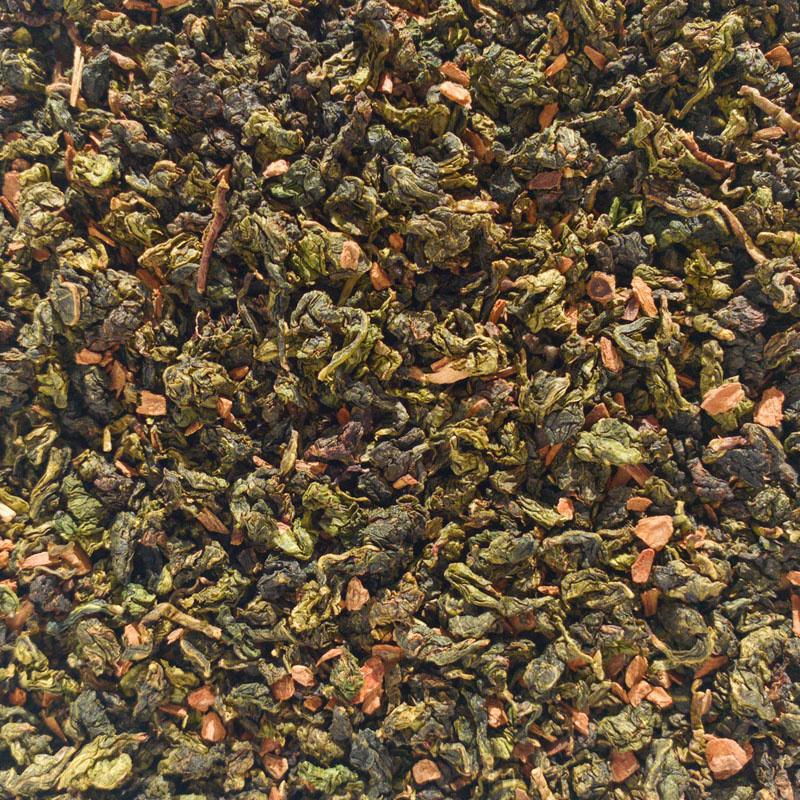 Tie Guan Yin and cinnamon 100g