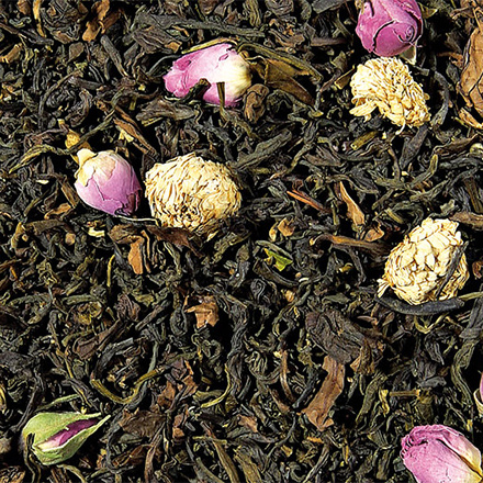 Boîte 15 sachets - Fleur d'Asie