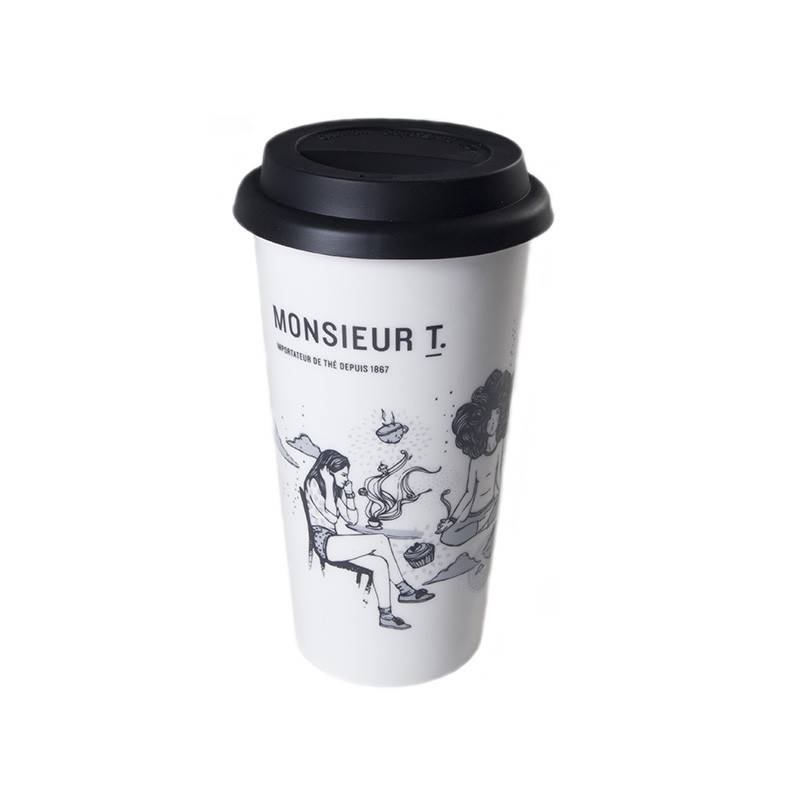 Monsieur T's mug