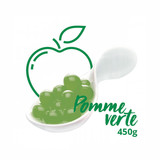 bubbleManiac Bubble T. - Pomme verte