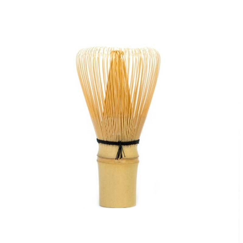 Fouet a matcha en bambou