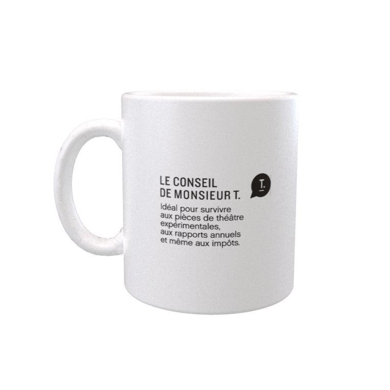 Tasse Conseil de Monsieur T.