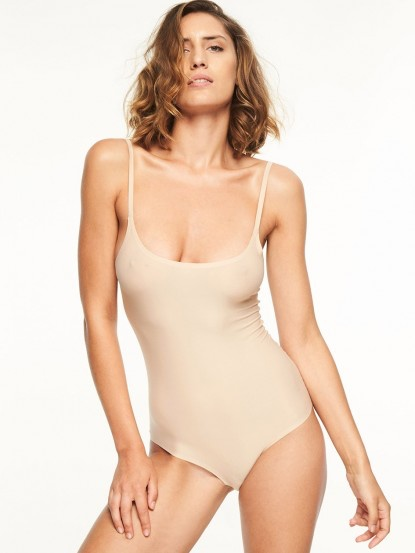 Chantelle Chantelle Soft Stretch Smooth BodySuit One Size