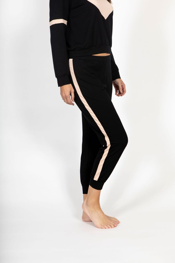Only Hearts Only Hearts So Fine Jogger With Stripe