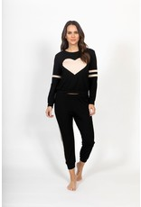 Only Hearts Only Hearts So Fine Sweatshirt With Heart