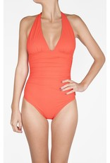 Shan SHAN Les Essentiels Halter One Piece