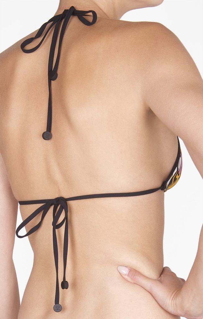 Shan SHAN Picasso String Bikini