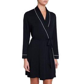 Eberjey gisele tuxedo robe