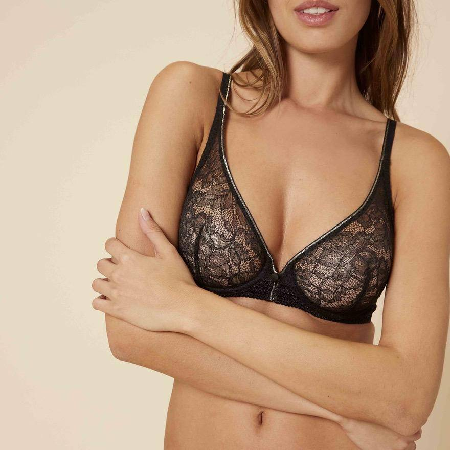 Simone Perele After Work Full Coverage Plunge