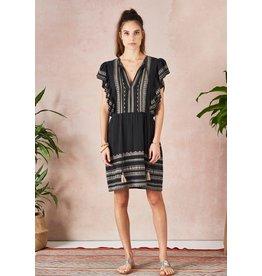 Star Mela Star Mela Allie Frill Dress