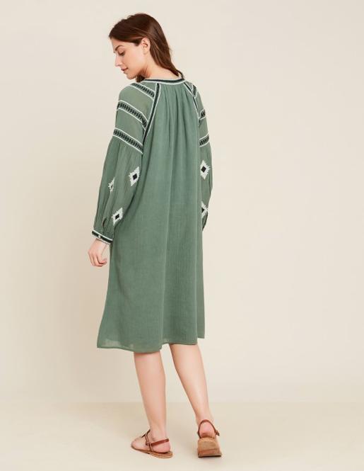 Hartford Hartford embroidered dress