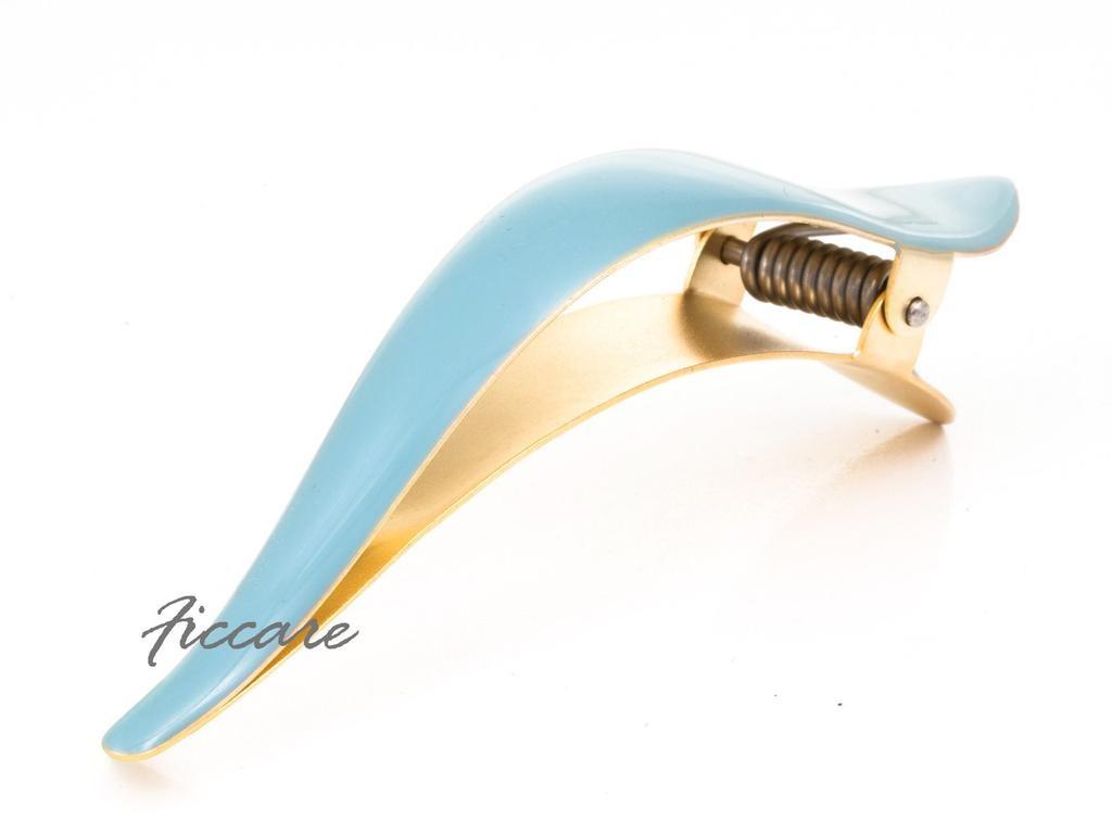 Ficcare Ficcare Maximas Happy Medium Hair Clip Iceberg Blue