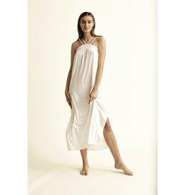 Skin Camille Smocked Dress