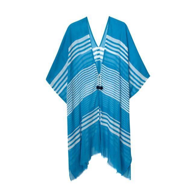 Hat Attack Beach kimono
