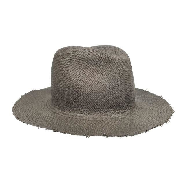 Hat Attack Panama Fringed Continental<br /> Skip to the beginning of the images gallery<br /> Panama Fringed Continental