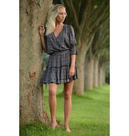 Walker & Wade Walker & Wade Za Dress Palm