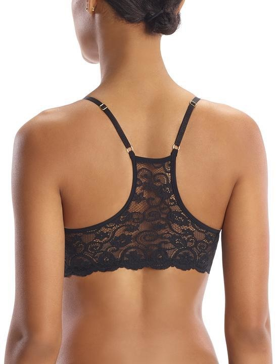 Commando Commando Double Take Lace Racerback Bra