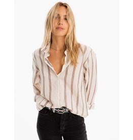 Xirena Xirena Beau Shirt Benton striped shirting