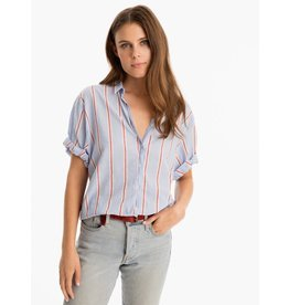Xirena Xirena Channing Benton Striped Shirting