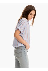 Xirena Xirena Channing Benton Striped Shirting