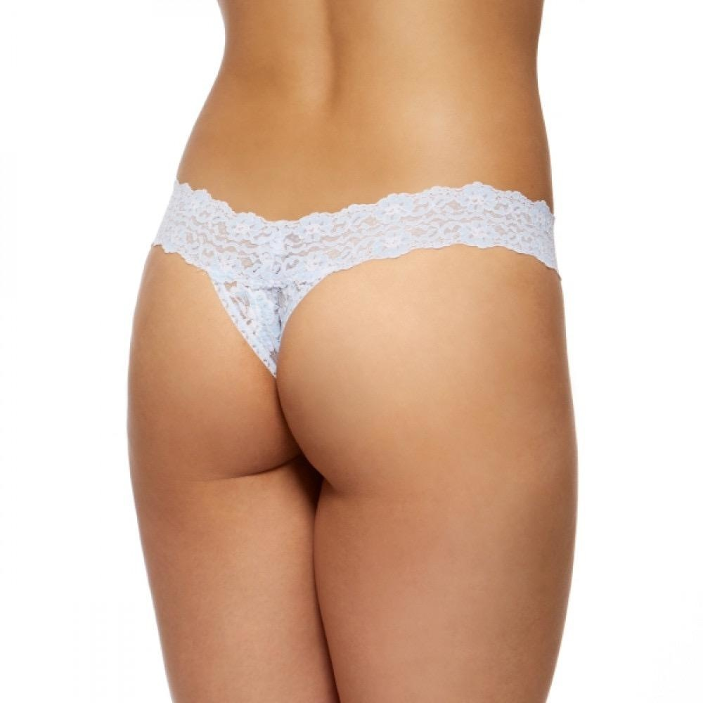 Hanky Panky Hanky Panky Cross-Dyed Low Rise Thong