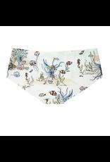 Uwila Warrior Uwila Warrior Happy Seams Print Panty