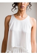 V.O.She V.O.She Washable Satin Island Lola Tank