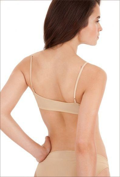 Only Hearts Only Hearts Second Skin Softcup bra