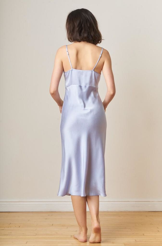 Only Hearts Only Hearts Silk Bias Slip Dress