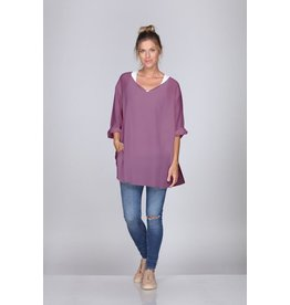 Jammy  Beans Jammy Beans Short Silk Cotton Tunic