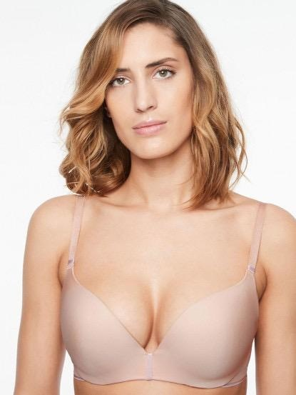 Chantelle Chantelle Absolute Invisible Smooth Push up Bra