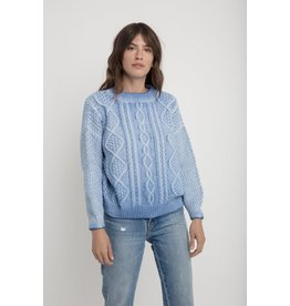 Christina Lehr Christina Lehr Cotton Birch Sweater
