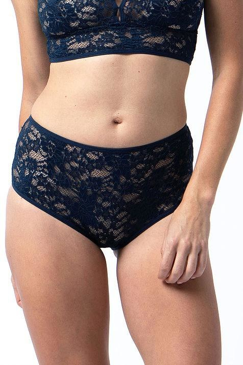 Cameo Cameo Hi Waist Lace brief