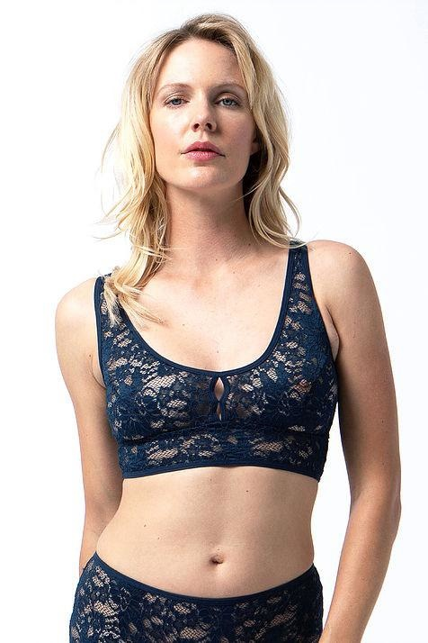 Cameo Cameo Supportive Lace braletteWrap
