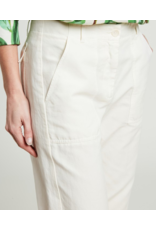Hartford Pratt cotton and linen pants