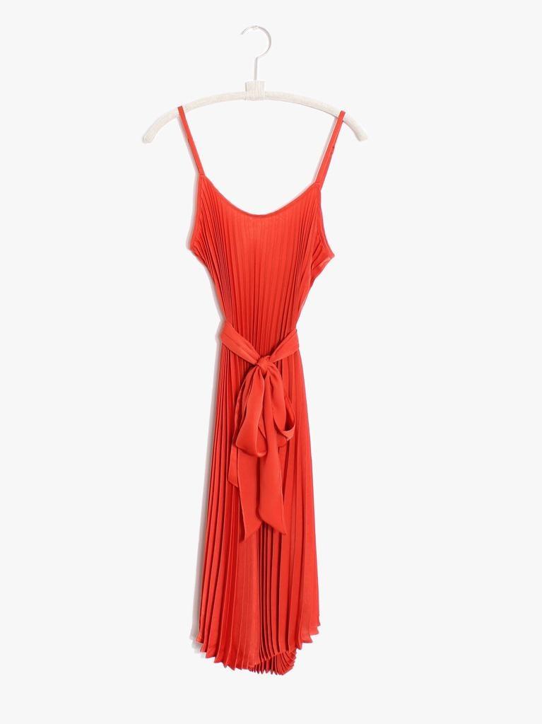 Xirena Xirena Charli pleated dress