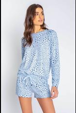 PJ Salvage PJ Salvage leopard shorts
