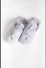 PJ Salvage PJ Salvage Bunny Slide Slippers