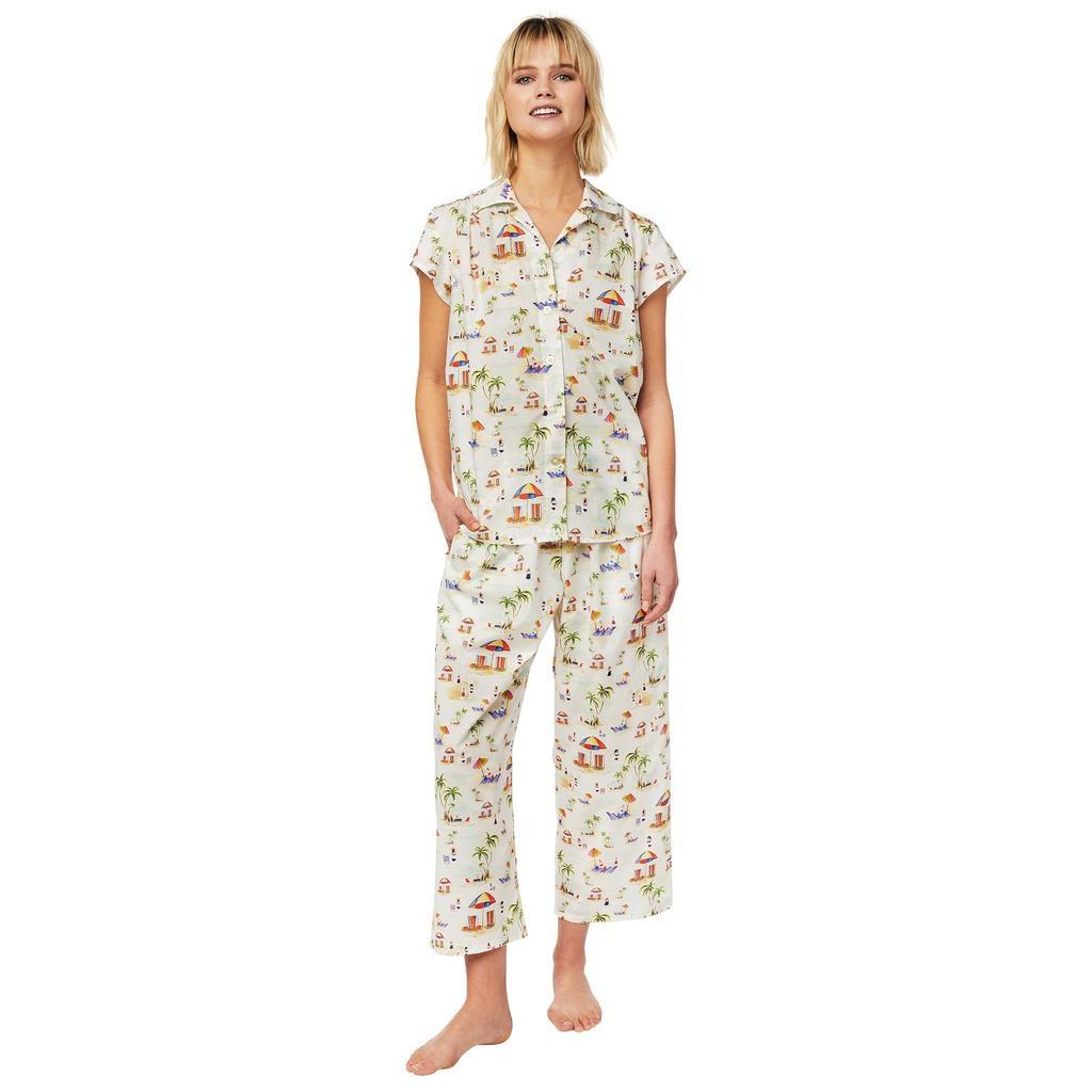 Cat's Pajamas The car's Pajamas Paradise Cove Luxe Pima Capri
