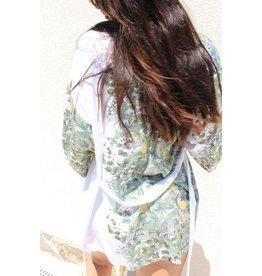 Only Hearts Only Hearts Lazy Mayzie kimono