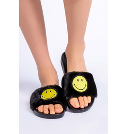 PJ Salvage PJ Salvage smiley slippers