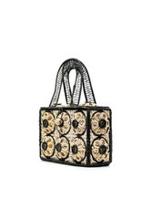 Into The Woods Into The Woods prairie patchwork handmade bag black