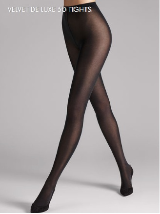 Wolford Wolford Velvet De Luxe 50 Tights
