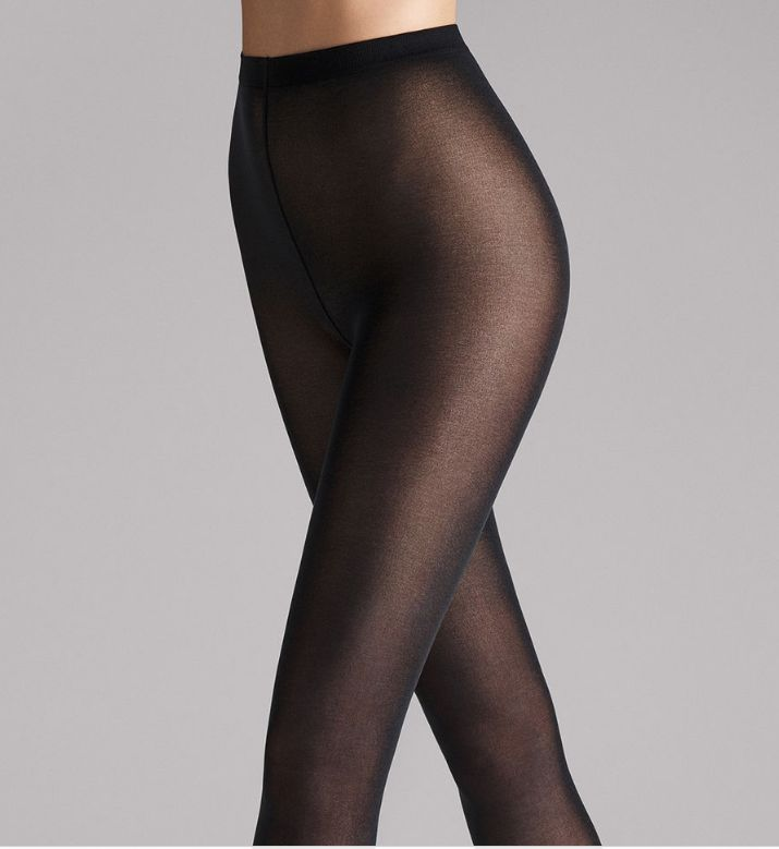 b98560b61a9 Wolford Wolford Velvet De Luxe 50 Tights - Lilies and Lace