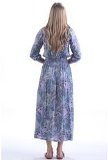 Walker & Wade Kelsey Long Dress Magenta