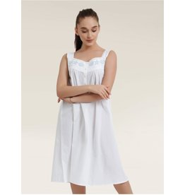 Mahogany Mahogany 100% Cotton Maddie Short Gown